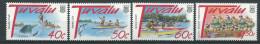 Tuvalu-Weihnachten,Tourismus-1997 (784-787)** - Tuvalu