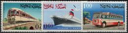 Maroc, N° 511 à N° 513** Y Et T - Marokko (1956-...)
