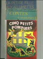LOT DE 9 PETITS LIVRES D'ARGENT - Lots De Plusieurs Livres