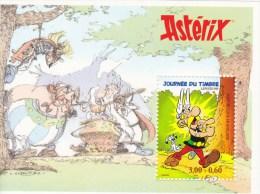 """1999-Feuillet N°22 - """"Journée Du Timbre"""" Astérix - Neuf** - Mint/Hinged"""