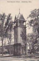 Massachusetts Stockbridge Field Memorial Chimes Albertype