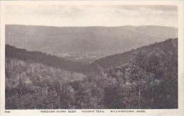 Massachusetts Willianstown Through Flora Glen Taconic Trail Albe
