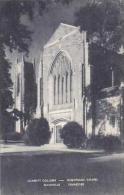 Tennessee Nashville Scarritt College Wightman Chapel Artvue