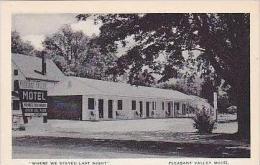 Tennessee Pleasant Valley Motel Where We Stayed Last Night Artvu