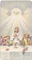 Devotieprent - Mosaico 69 - Met Engelen - Images Religieuses