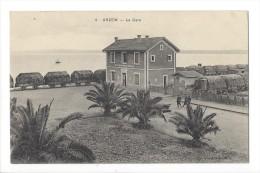 L 1605 -  Arzew La Gare - Algérie