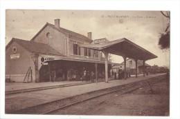 L 1606 -  Mostaganem La Gare Intérieur - Mostaganem