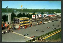 *Autodromo Nazionale Di Monza. Raccordo Junior* Ed. Muzio Nº 503. Nueva - Grand Prix / F1