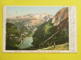 GOSAU, Gosausee Und Dachstein, Gmunden,  Austria #6370# - Gmunden