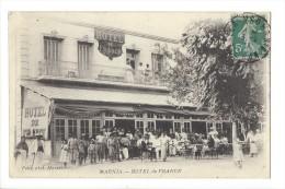 L1608 -  Marnia Hôtel De France - Algérie