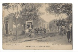 L1609 -  Tocqueville Hôtel De France - Autres Villes