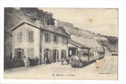 L1614 -  Dellys La Gare Train - Algérie