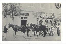 L1619 -  Courrier De Géryville - Autres Villes