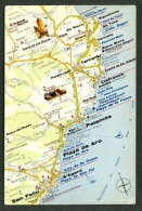 Postales Turisticas Firestone. Ref. A - 54. Nueva. - Mapas