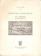 """Ponte De Lima - """"António Feijó E As Suas Bailatas"""" - Júlio De Lemos (livro Por Abrir) - Livres, BD, Revues"""