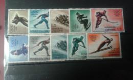 Repubblica Di San Marino - 1956 Olimpiadi Invernali ** - Ungebraucht