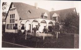 Foto Photo (7 X 11cm) Knokke Zoute Villa Surcoup 1934 - Knokke