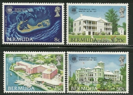 "Bermuda      ""Commonwealth Finance Meeting""    Set     SC# 402-05     MNH** - Bermuda"