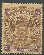 COLO BRITANIQUE / AFRIQUE DU SUD  N� 37 OBL TB