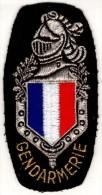 Gendarmerie - 3 Couleurs - Police