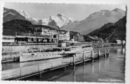 INTERLAKEN   Schiffstation - BE Berne