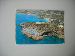 GRECE ATHENES SOUNION TEMPLE DE POSEIDON VUE AERIENNE - Greece
