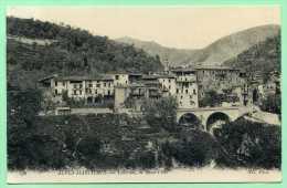 06 LUCERAM - La Basse-Ville - Lucéram