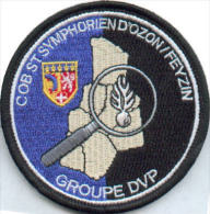 Gendarmerie- COB ST Symphorien D'Ozon/Feyzin Groupe DVP - Police & Gendarmerie
