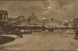 Switzerland - Postcard Unused - Geneva, The Casino Night - 2/scans - GE Ginevra