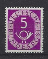 Germany (BRD) 1951  (*) MH  Mi.125 - [7] République Fédérale