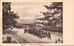 CONGO BELGE - BOMA - La Musique Militaire - Belgian Congo - Other