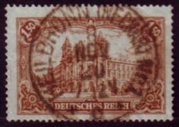 Deutsches Reich 1920 - MiNr 114 - Stempel: Heilbronn Neckar - 8 NOV 20 - Gebraucht