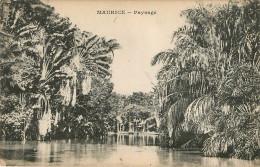 Ile Maurice : Paysage - Maurice