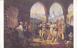 Napol�on - Mus�e du Louvres - Bonaparte visitant les Pestif�r�s � Jaffa