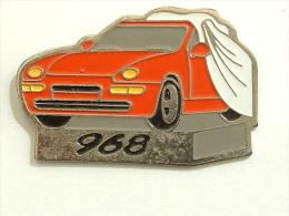 PIN´S PORSCHE 968 - Porsche