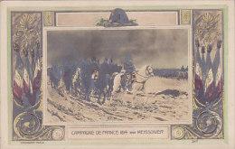 Campagne de France 1814 par Meissonier (Croissant, Ch Fontane Editeur)
