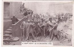 Coup d'Etat du 18 Brumaire (1799)  (la vie de Napol�on A. Noyer)