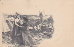 C'�taient des en-cas de campagne, des Femmes rencontr�es au hasard des batailles (Napol�on, pr�curseur)