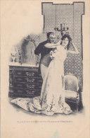 Il jouait avec les Demoiselles d'honneur de l'Imp�ratrice (Napol�on, pr�curseur)