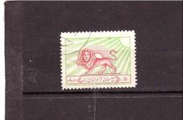 T 9 OBL  Y&T  (Timbre De Taxe) *IRAN* 51/10 - Iran
