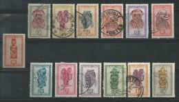 # Belgisch Congo - 1947 - Afgestempeld - Lot 40