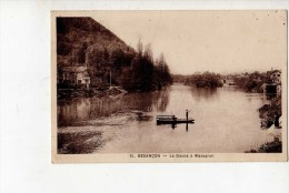 BESANCON - Le Doubs à Mazagran - Besancon