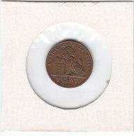 1 Centime Cuivre 1912 FR - 1909-1934: Albert I
