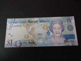 2010 CAYMAN ISLANDS RARE 1 DOLLAR ( P 38a ) - UNC -