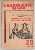 """Lot De 33 Numéros De La """"Bibliothèque De Travail"""" . Collection Dirigée Par Freinet Et Imprimée à Cannes. - Lots De Plusieurs Livres"""