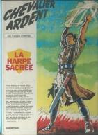 "CHEVALIER ARDENT  "" LA HARPE SACREE "" -  CRAENHALS  -  CASTERMAN - Chevalier Ardent"