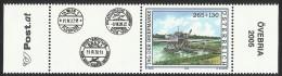 """Österreich 2005   """"Tag Der Briefmarke""""   ANK Nr. 2566 ** + Zierfeld / Feinst Postfrisch - 1945-.... 2nd Republic"""