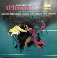 Il Trovatore - Giuseppe Verdi  -  Coffret 3 Disques - Classique
