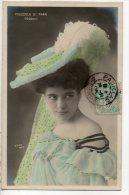 """FEMMES ARTISTES. POUZZOLS St PHAR """" ODÉON """" . PHOTO. BOYER - Ref. N°2433 - - Femmes"""