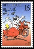 Chien CUBITUS**Belgique-personn Age De Bande Dessinee-1994-dog-Belgium -Hund-hond-cane - Hunde